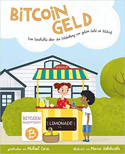 Cover Bitcoin Geld