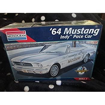 64 Mustang Indy Pace Car