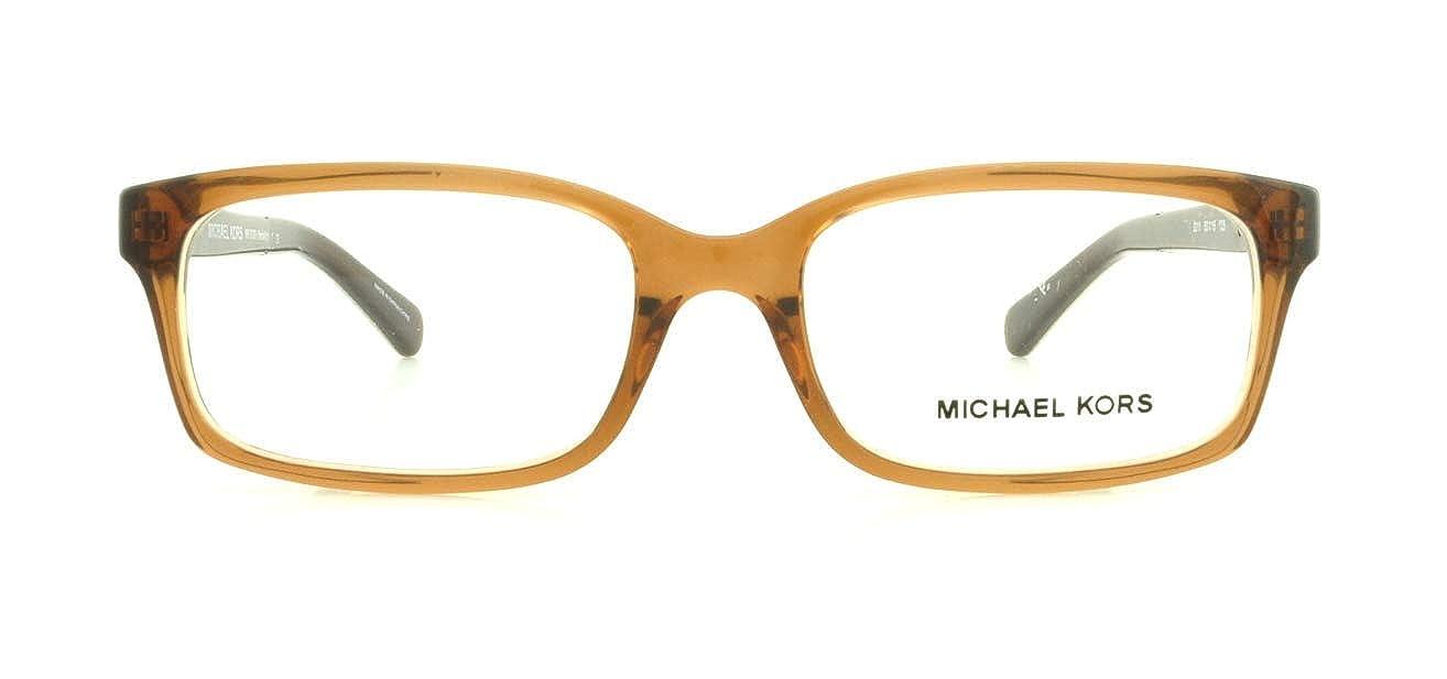 Amazon.com: Michael Kors medellin anteojos mk8006 3011 Milky ...