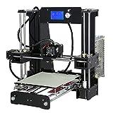 Anet Auto Leveling A6 3D Printer, High Precision Self Assembly Reprap i3 DIY
