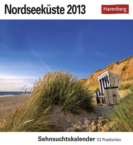 Nordseeküste 2013: 53 Postkarten