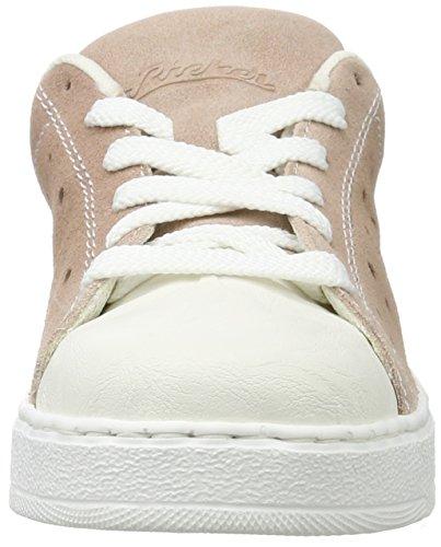 Multicolore argento 80 rosa bianco Rieker Femme Basses Sneakers L1126 xp0w8IH