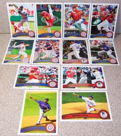 Texas Rangers American Champions including