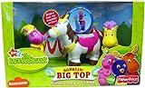 : Backyardigans Circus Pony & Friends Bobblin' Big Top Figure 3-Pack