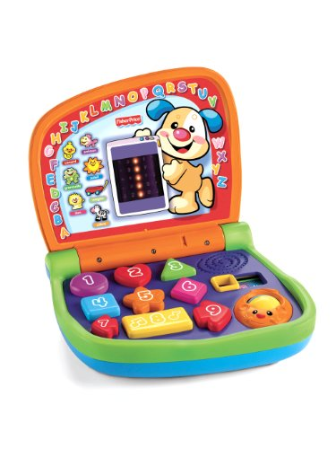 Fisher-Price Toy Fisher Price Baby Bilingual Smart Screen LapTop