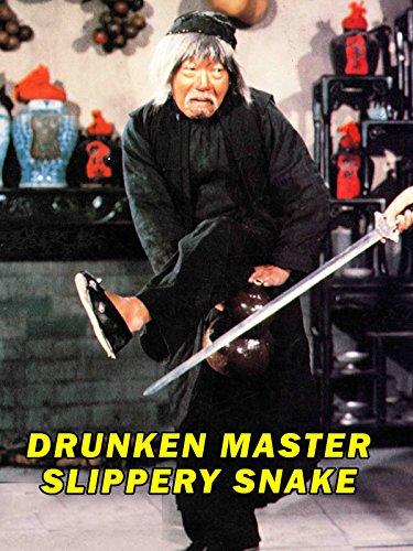 Drunken Master Slippery Snake (Jackie Chan Legend Of The Drunken Master)