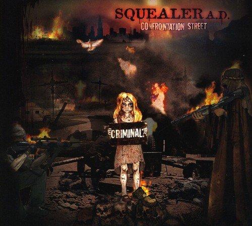Squealer - Confrontation Street (CD)