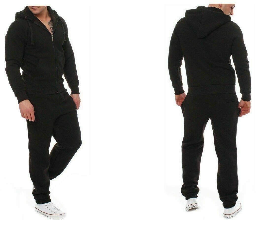 Kratos Attire Women Plain Zip Up Hood Joggers Bottom 2 Piece Active wear Tracksuit Set