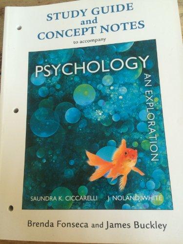 Psychology An Exploration Pdf