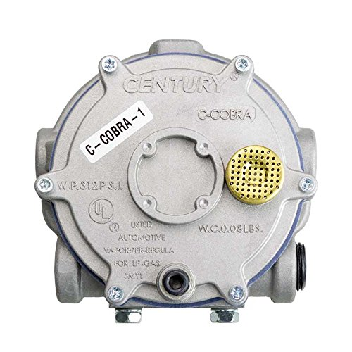 Impco Replacement C-Cobra-1 Propane Lpg Vaporizer Converter Regulator by Century Fuel Products