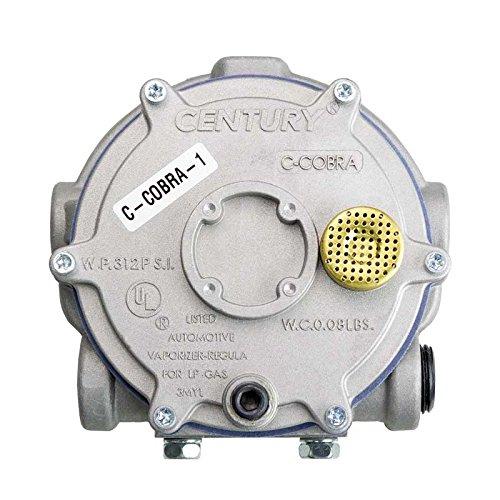 Impco Replacement C-Cobra-1 Propane Lpg Vaporizer Converter Regulator by Century Fuel Products
