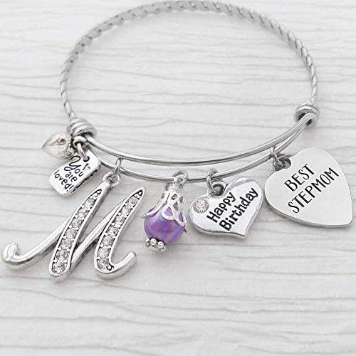 Amazon.com: Birthday Gifts For Step Mom, Personalized
