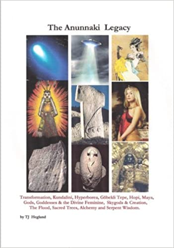 Amazon Anunnaki Legacy 9781533537058 Mr T J Hegland Books