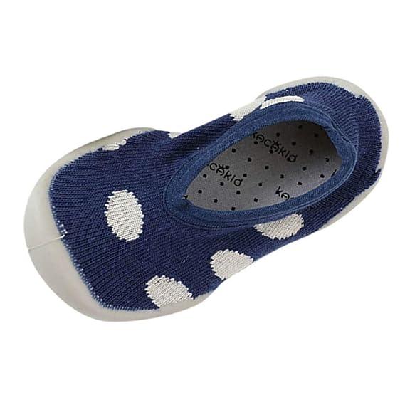 Berimaterry Bebé Prewalker Zapatos Primeros Pasos para bebé ...