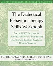 dialectical behavior therapy workbook pdf
