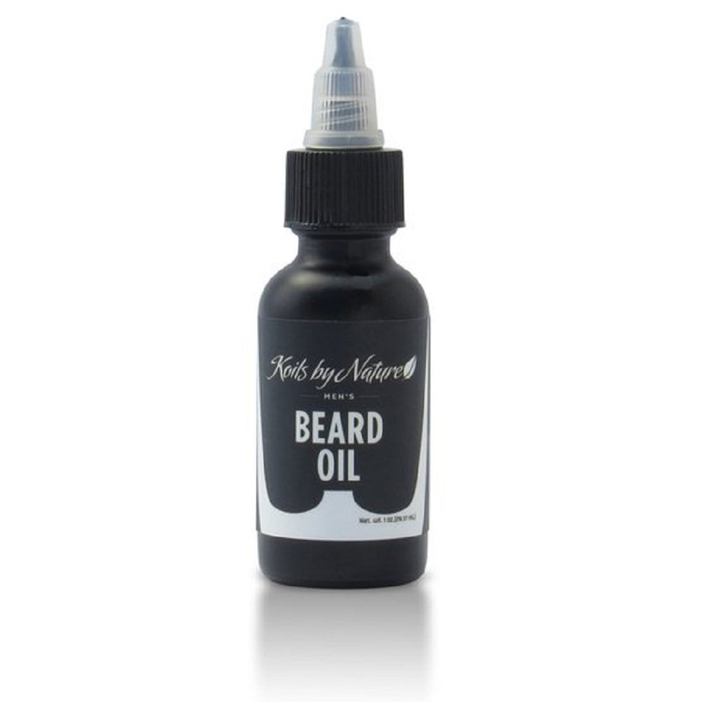 Koils By Nature Beard Oil