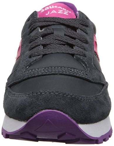 Women Saucony Charcoal Jazz Pink Originals v4qFAS
