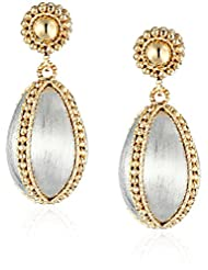 Roberto Coin Pebble Collection Drop Earrings