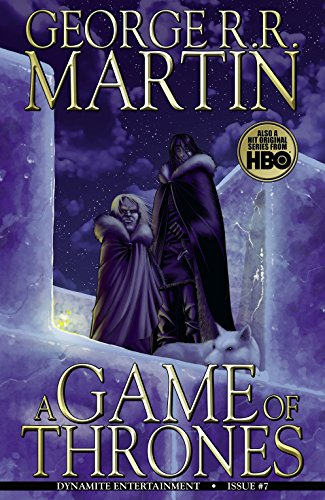 Amazon George Rr Martins A Game Of Thrones The Comic Book