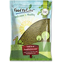 Dried Mung Beans by Food to Live (Kosher, Bulk) — 10 Pounds