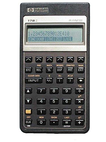 HP 17BII Financial Calculator by HP (Image #2)