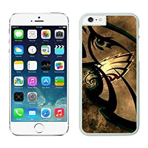 NFL Philadelphia Eagles Cases 13 Case Cover For SamSung Galaxy S6 White NFLIphone6Cases14327