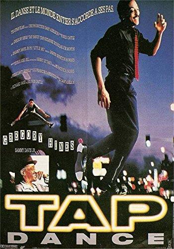 Tap-Dance Sammy Davis Jr-116 cm x 158 Cartel Cinema original ...