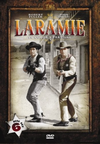 DVD : Laramie: The Third Season (In Color) (Colorized, Tin Case, Boxed Set, 6 Disc)