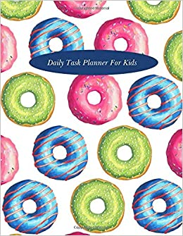 daily task planner for kids kids and children undated daily task