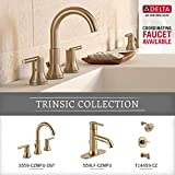 Delta Faucet Trinsic 12 inch Towel Bar, Champagne