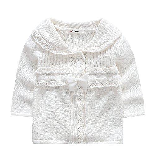 Wool Baby Doll Coat - 9
