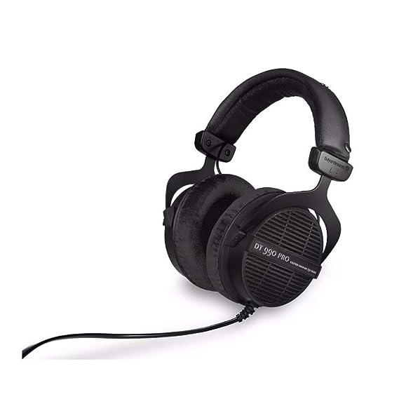 Beyerdynamic DT 990 Pro Studio 250 Ohm audífonos (Negro ...