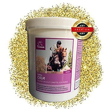EMMA ♥ Magnesio Vitamina E para el Caballo Calma para los Caballos I Nervios Fuertes I