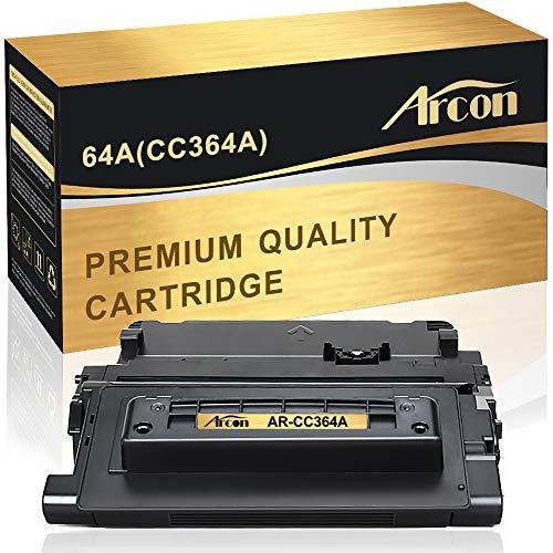 (Arcon Compatible Toner Cartridge replacement for HP 64A CC364A Toner Cartridge for HP Laserjet P4015 P4015n P4515 P4515x P4515dn P4515n Series Printers-1Pack)