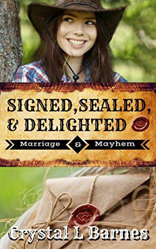 Barnes Signed (Signed, Sealed, & Delighted: Prequel Novella (Marriage & Mayhem Book 0))