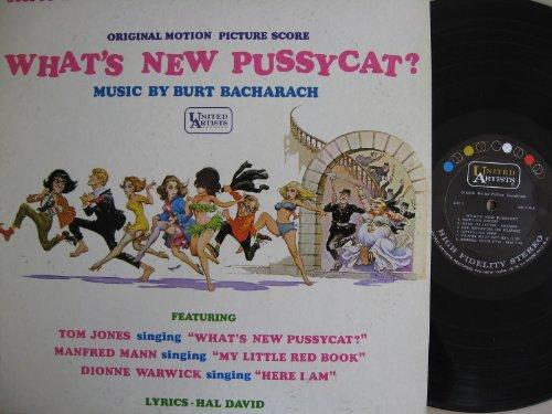 WHAT'S NEW PUSSYCAT? (ORIGINAL SOUNDTRACK LP VINYL, 1965) (Tom Für Männer)
