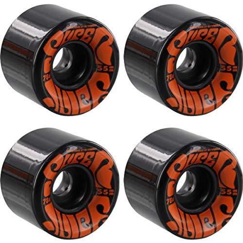 激安な OJ Wheels Super Juice ミニブラックスケートボードホイール B07P6WWFJ3 - 55mm 78a - Super (4個セット) B07P6WWFJ3, Confidence:efb114bf --- mvd.ee