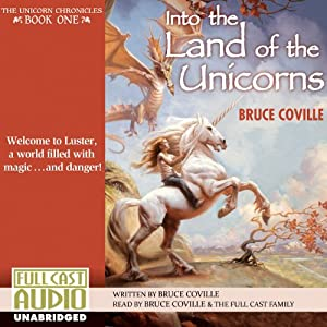 Into the Land of the Unicorns Audiobook
