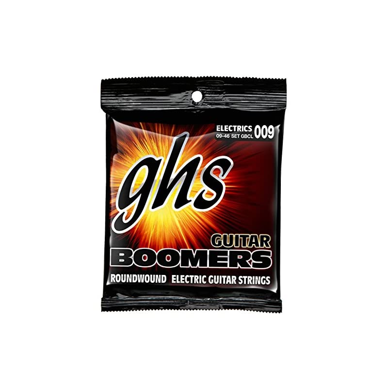 GHS GBCL Boomers Electric Guitar String