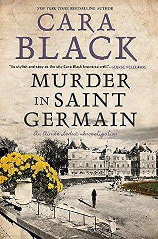 book cover of Murder in Saint Germain