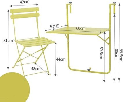 Tavolo Per Esterno Fai Da Te.Vyn Tavoli E Tavoli Per Balcone Per Uso Domestico Tavolo
