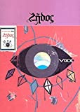 VIXX - Zelos (5th Single Album) CD + 68p Photobook + Photocard + Folded Poster + Sticker + Vixx Postcard + Extra Gift Photocard