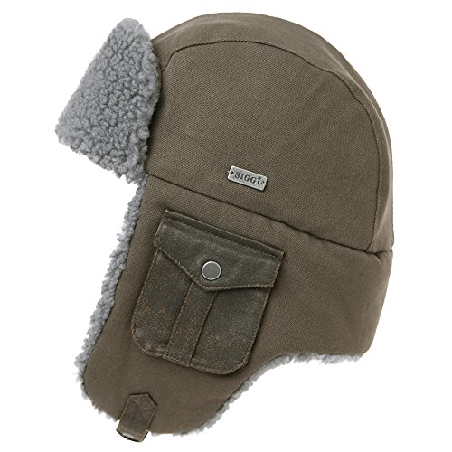 09db6ffa667 Unisex Trooper Trapper Hat Warm Thick Faux Fur Mens Winter Hats for Womens  Earflaps Hunting Hat Outdoor SKI Hat Plaid SIGGI (4 Colors