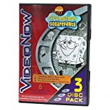 : VideoNow Black and White Player Clips SpongeBob SquarePants 3-Pack