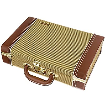 Fender ''Mississippi Saxophone'' Tweed Harmonica Case from Fender