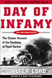 Front cover for the book Day of Infamy by Walter Lord