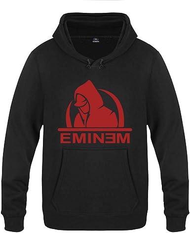 Mchooded Sudaderas con Capucha Unisex Slim Shady Clásico Eminem ...