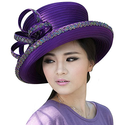 Women Church Suits And Hats - 2