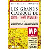 grands classiques chimie/thermo mp
