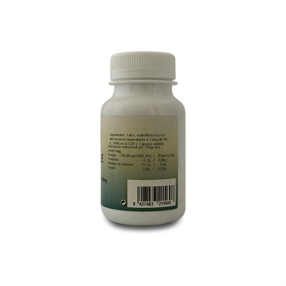 SOTYA - SOTYA Vitamina E 100 cápsulas 550 mg: Amazon.es: Salud y cuidado personal